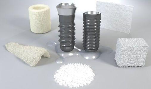 Synthetic bone substitute / rigid Institut Straumann AG