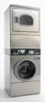 Front-loading washer-extractor / for healthcare facilities CS8 Ipso