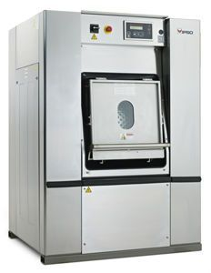 Side loading washer-extractor / for healthcare facilities HM Ipso