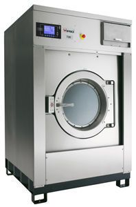Front-loading washer-extractor / for healthcare facilities HF Ipso