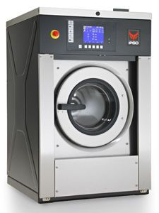 Front-loading washer-extractor / for healthcare facilities HD Ipso