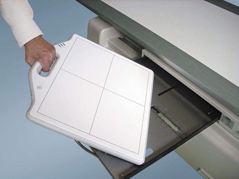 Multipurpose radiography flat panel detector / portable X FRAME DR - M ITALRAY