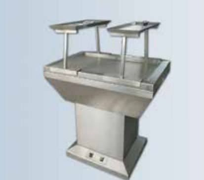 Dissection table / ventilated Hygeco International Produits