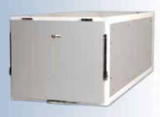 Casket mortuary cabinet Ref.30502 Hygeco International Produits