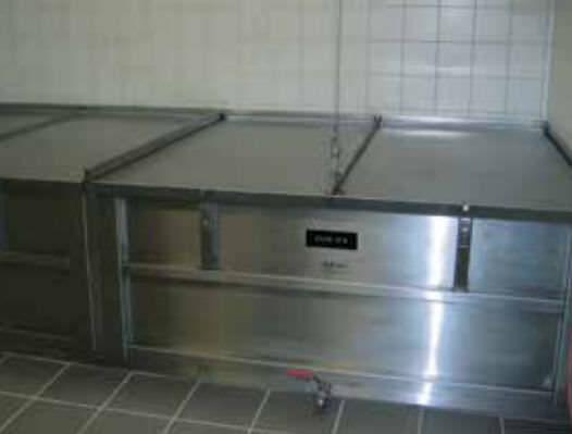 Body preservation tank 40051 Hygeco International Produits
