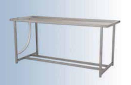 Autopsy table 33301, 33401 Hygeco International Produits