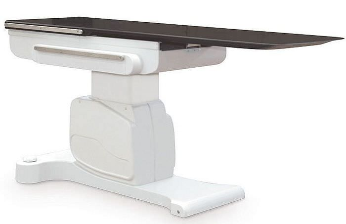 Tilting C-arm table / electrical / with table ELITE Intermedical