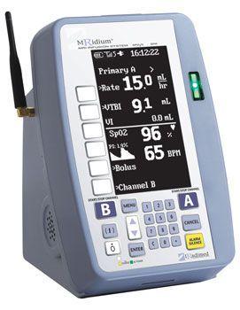 Infusion pump control unit MRidium 3865 IRADIMED CORPORATION