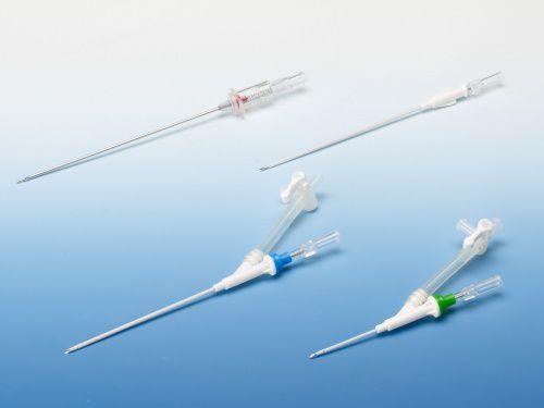 Laparoscopic insufflation needle / Veress intra special catheters