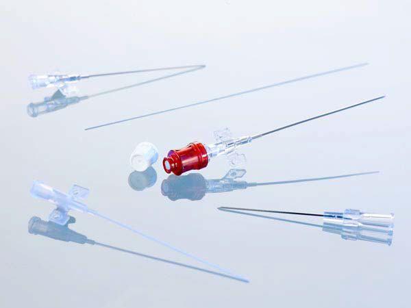 Arterial catheter MICROSELD® intra special catheters