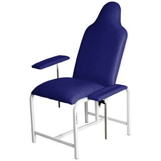 Medical examination chair / 2-section G/7/GS Bristol Maid Hospital Metalcraft