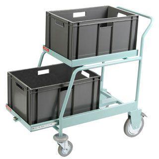 Trolley MR110 Bristol Maid Hospital Metalcraft