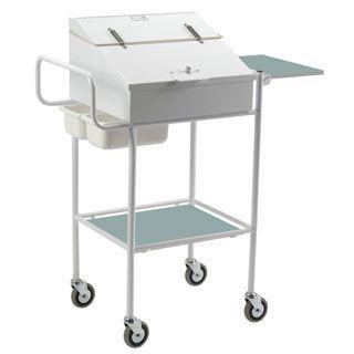 Medicine distribution trolley MT130, MT140, MT140 Bristol Maid Hospital Metalcraft