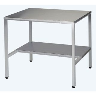 Packaging table / for central sterilization units / stainless steel PTS/110 Bristol Maid Hospital Metalcraft