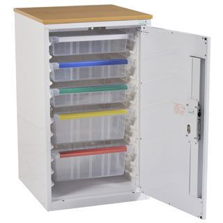 Storage cabinet / medical / for healthcare facilities / fixed BU035 Bristol Maid Hospital Metalcraft