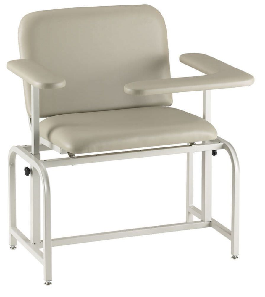 Bariatric examination chair / phlebotomy / 2-section 620 Intensa