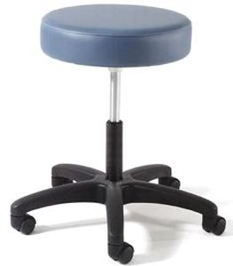 Medical stool / on casters / height-adjustable 931 Intensa