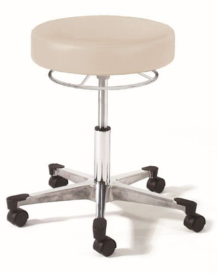 Medical stool / height-adjustable / on casters 992 Intensa