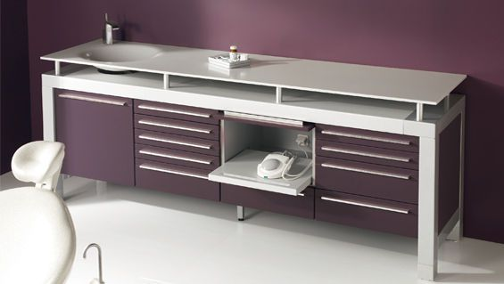 Medical cabinet / dentist office / with sink excel Intercontidental