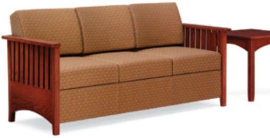 Waiting room sofa / 3 seater OP-3-(C/D) Integra