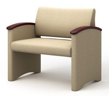 Bariatric chair P3BR-1-30 Integra