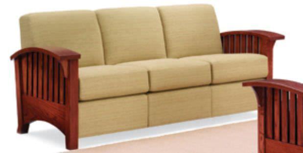 Waiting room sofa / 3 seater RF-3 Integra