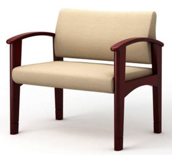 Bariatric chair P8BR-1-30 Integra