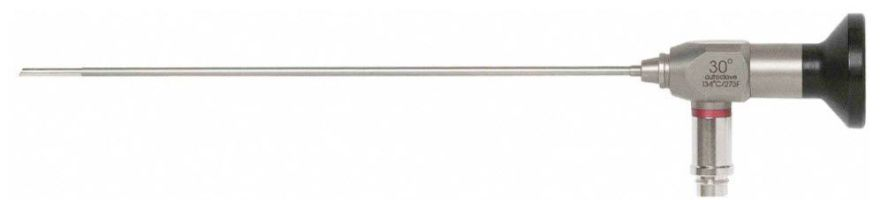 Sinuscope endoscope / semi-flexible / wide-angle 2.7 - 4 mm | 886-00xx series ILO electronic