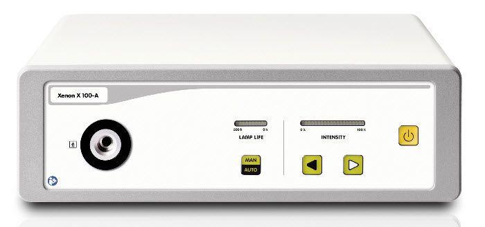Xenon light source / endoscope / cold basic series ILO electronic