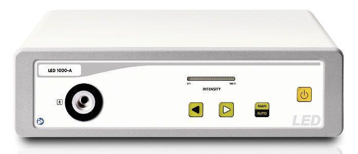 LED light source / endoscope / cold LED 1000 ILO electronic