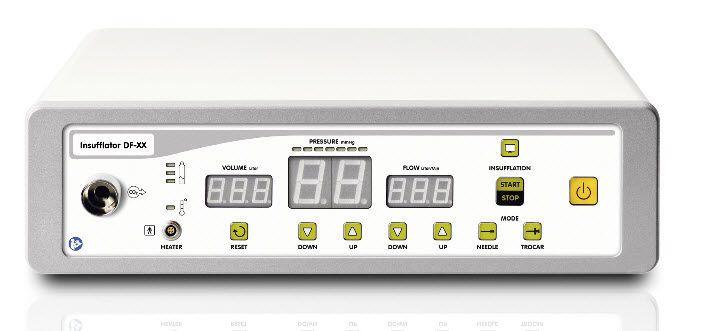 Electronic endoscopy CO2 insufflator DF series ILO electronic