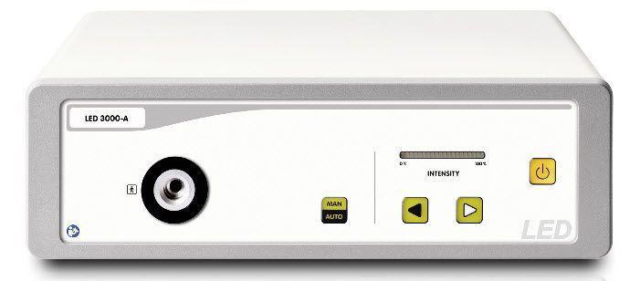 LED light source / endoscope / cold LED 3000 PHASER ILO electronic