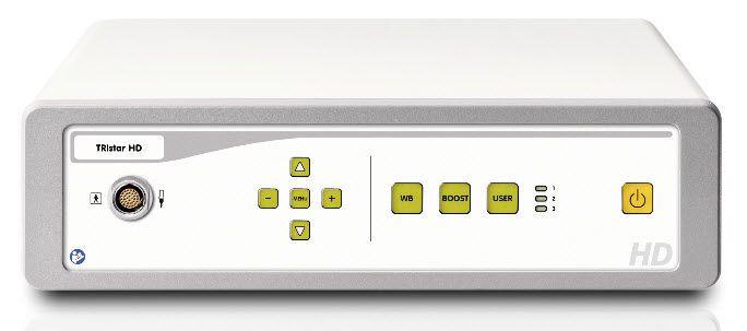 Digital camera head / endoscope / high-definition / with video processor TRIstar HD / HD camera 3-MOS ILO electronic
