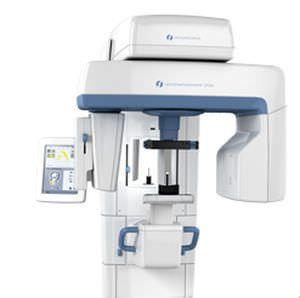 Panoramic X-ray system (dental radiology) / cephalometric X-ray system / dental CBCT scanner / digital ORTHOPANTOMOGRAPH® OP300 Maxio Instrumentarium Dental