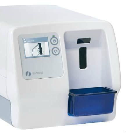 Intra-oral CR screen phosphor screen scanner EXPRESS™ Instrumentarium Dental