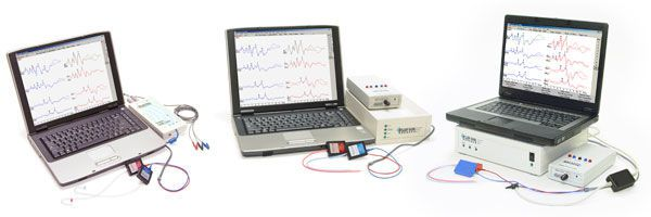 Evoked auditory potential measurement system (audiometry) / digital SmartEP Intelligent Hearing Systems