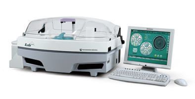Automatic biochemistry analyzer / compact 440 tests/h | ILab Aries Instrumentation Laboratory