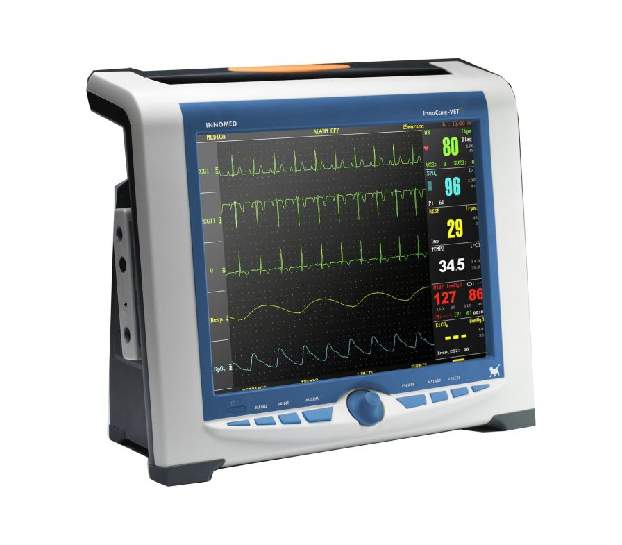 Modular multi-parameter monitor / veterinary InnoCare VET12 Innomed Medical Developing and Manufacturing