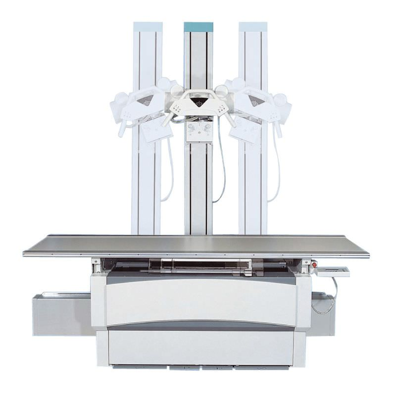 Radiography system (X-ray radiology) / digital / for multipurpose radiography TOP-X DR Classic Innomed Medical Developing and Manufacturing
