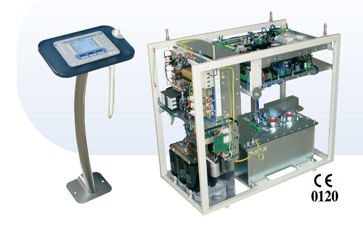 Radiography HF X-ray generator / with control panel TOP-X 100NR Innomed Medical Developing and Manufacturing