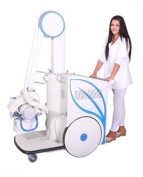 Digital mobile radiographic unit TOP-X 100 MS Innomed Medical Developing and Manufacturing
