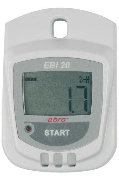 Temperature regulator data logger / humidity EBI 20-TH1 ebro Electronic