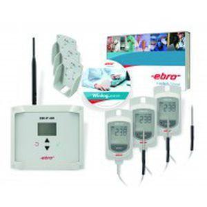 Humidity data logger / temperature regulator / wireless EBI 25-TE-Set ebro Electronic