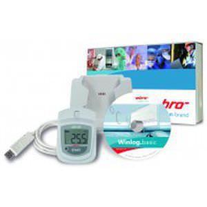 Temperature regulator data logger EBI 20-T1 Set ebro Electronic