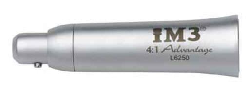Veterinary handpiece / dental / straight 4:1   L6250 iM3