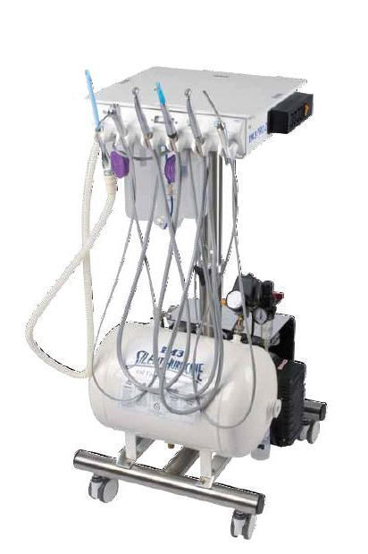 Mobile dental delivery system / veterinary PRO 2000 iM3