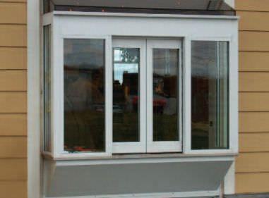 Hospital window / laboratory / automatic / sliding 8300 Horton Doors