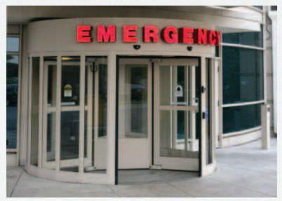 Laboratory door / hospital / drum / automatic MiniGrand®, Grand® Horton Doors