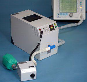 Breathing simulator ASL 5000 IngMar Medical