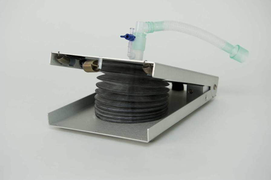 Test lung QuickLung® Jr IngMar Medical